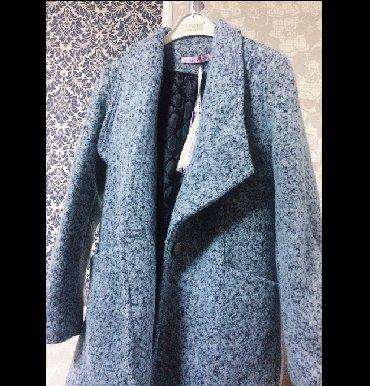 dubljonka s kapjushonom в Кыргызстан: СРОЧНО Продаю пальто зимнее! очень красивого цвета, тёплое