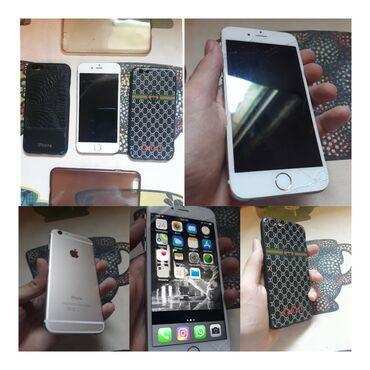 iphone 6 islenmis - Azərbaycan: IPhone 6 Gold | 64 Gb yaddaş.3 Ayın telefonu du, şəkillər də görüyüvüz