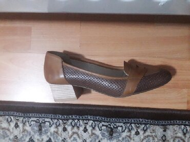 Kozne, kvalitetne cipele marke Florida. Djon italijanska guma. Jednom - Novi Pazar
