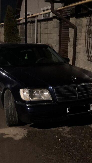 Mercedes-Benz S 320 3.2 л. 1995 | 40 км