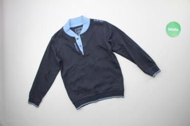 Топы и рубашки - Синий - Киев: Дитяча кофтинка Blueland, вік 10 р., зріст 140 см    Довжина: 51 см Ши