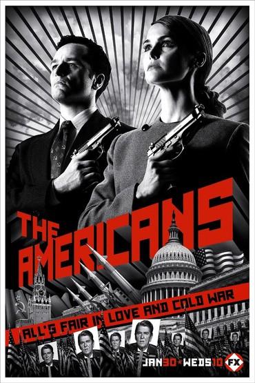 Knjige, časopisi, CD i DVD | Razanj: THE AMERICANS  PRODAJEMO SERIJU IZ NASLOVA  Serija je kompletna sa pre