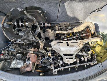 Двигатель Тойота Раум 1997год 1.5