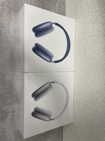 тайп си наушники в Кыргызстан: AirPods Pro Max Новые, запечатанные. Привозные из США
