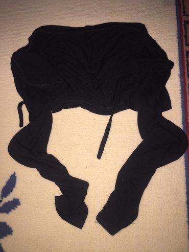 Za haljinu majčica dugih rukava univerzal,crna,ljubičasta i siva,sve