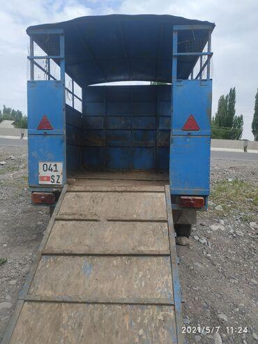 прицепы в Кыргызстан: Прицеп