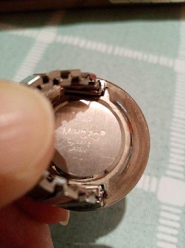 Esprit-sat - Srbija: Sat prsten, Miyoko, original. Prilagodljiv svakoj širini prsta. Boja