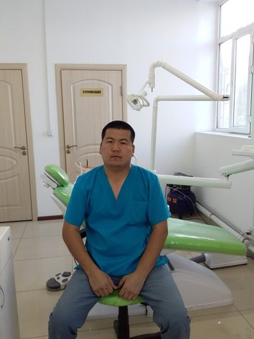 Стоматология кайрымдуулук акциясы в Бишкек