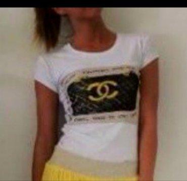 Majica CHANELL - Batajnica