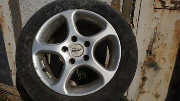 hr s в Кыргызстан: Продаю диск с резиной. MADE IN GERMANY. Не варенний хорошем состоянии