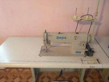 Швейные машины - Сокулук: В гороший состояний,без шумный.Срочно продаю