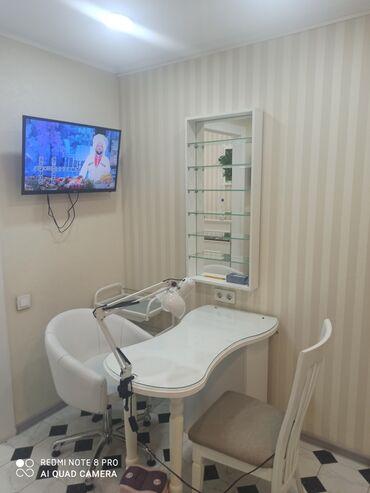 Салоны красоты в Кыргызстан: Сдаю маникюрный столик патент отдельно, в первый месяц, со своими