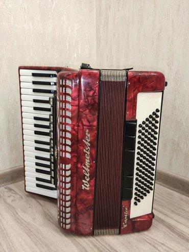 аккордеон-weltmeister в Кыргызстан: Аккордеон аккордион акордион акардион акардеон weltmeister caprice