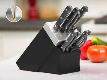 Set samooštrećih noževa Konig - Subotica