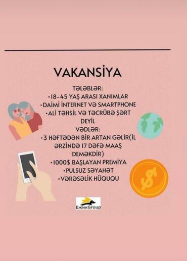 tibb bacisi vakansiya - Azərbaycan: Sos!!!VAKANSIYA