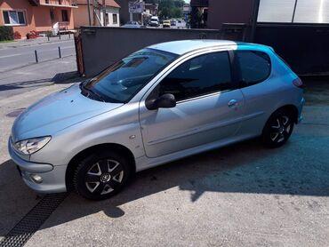 Manual - Srbija: Peugeot 206 2001 | 180000 km