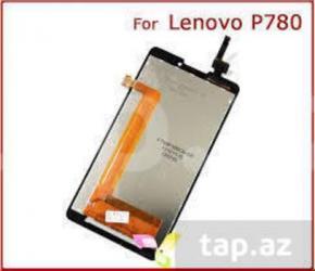 Lenovo p-780 üçün ekran satilir.. Təzədir, zəmanətlidir.. в Bakı