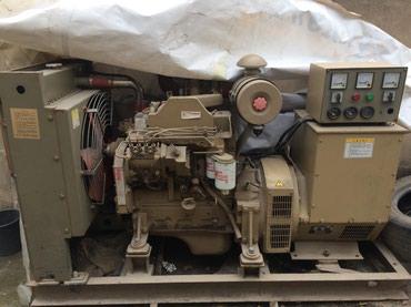Дизель генератор: 50квт, новый. Стоимость 5000$ или меняю на авто в Бишкек