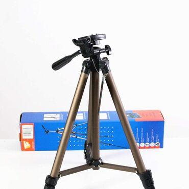 Fotoaparatlar Azərbaycanda: Tripod WT-3130. uzunlugu 125 azn. baglananda 42 sm