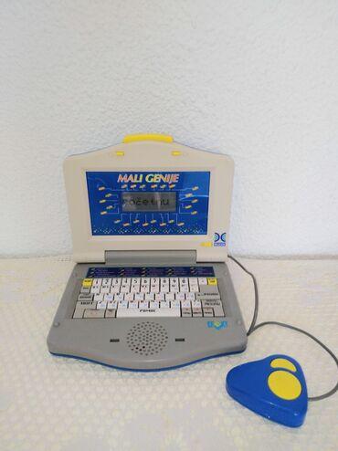 Laptopovi - Srbija: Mali genije dvojezicni laptop