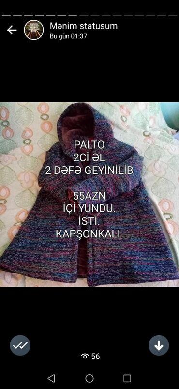 - Azərbaycan: İkinci el geyimləri paltolar