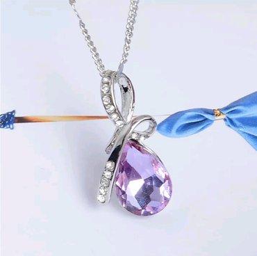 Ogrlica sa kristalom  NOVO - Kraljevo