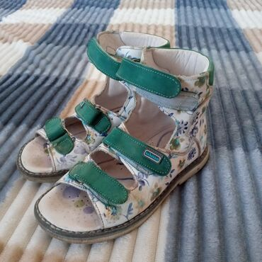 Ортопедические сандали Бебетом, 28 размер, на 6 лет500 сом, село