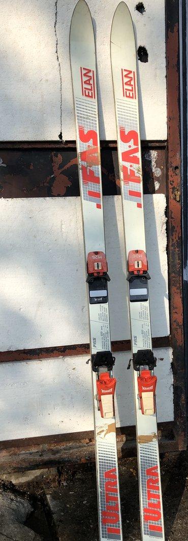 Decije skije - Srbija: Skije,jako povoljne  Visina 170cm