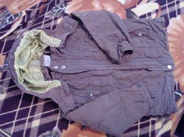 Dukserica zenska - Srbija: TOPOLINO zimska jaknica za dečaka! Veličina 98. Može da bude zimska,a