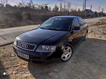 Audi A6 2.4 л. 2000