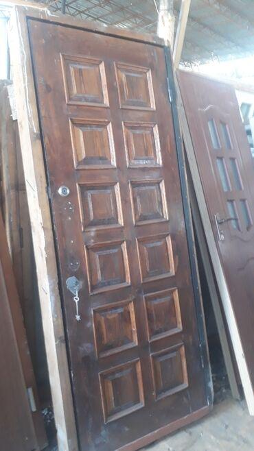 Входные металлические двери бишкек - Кыргызстан: Двери | Межкомнатные, Входные | Деревянные