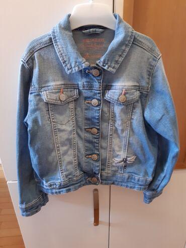 Teksas jaknica Palomino, kao nova, vel.104