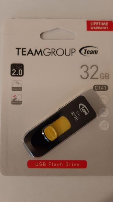 Tea peci - Srbija: USB 2.0 32GB TeamGroup     Peuzimanje: Licno, PostExpress
