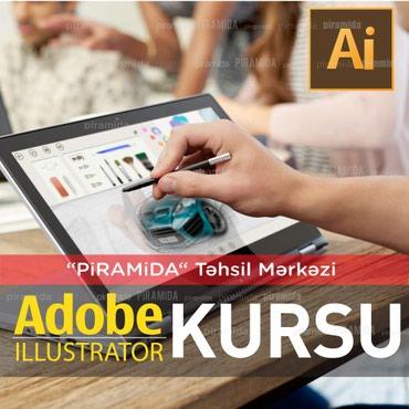 Bakı şəhərində Adobe Illustrator proqramı üzrə kurs
