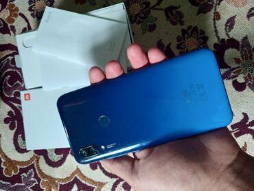 Мобильные телефоны и аксессуары в Беловодское: Б/у Xiaomi Redmi 7 32 ГБ Синий
