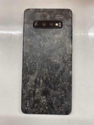 разбит экран телевизора ремонт цена в Кыргызстан: Samsung Galaxy S10 Plus | 128 ГБ | Белый | На запчасти | Битый