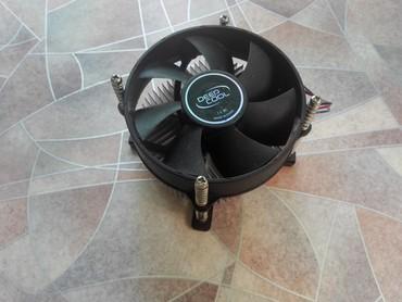 реобасы deepcool в Кыргызстан: Кулер DEEPCOOL. Для сокета 775. Перед продажей смазал. Не шумит