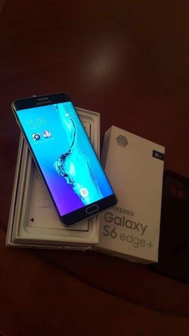 Bakı şəhərində Samsung galaxy s6 edge plus. Xanim telefonudur. Super veziyyetdedir.