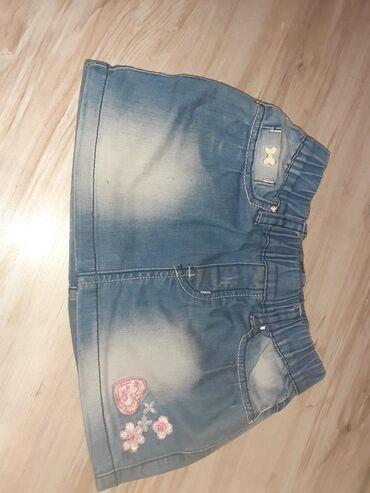 Suknjica za devojcice,bez ostecenja.Nosiva od 2 do 4 godine