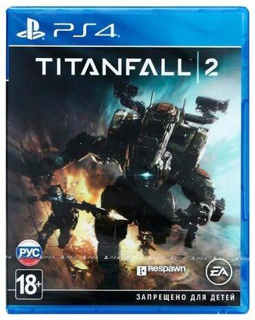 ps4 oyunlari - Azərbaycan: Titanfall 2 rus. PlayStation 4 Oyunlarının Və Aksesuarlarının