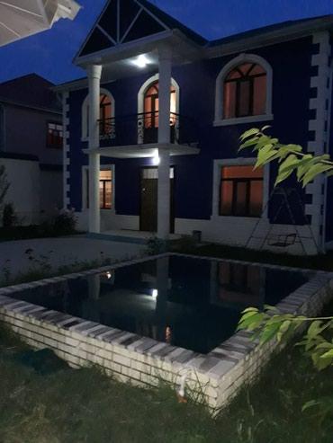 Qəbələ şəhərində Qebele rayonunda kiraye villa