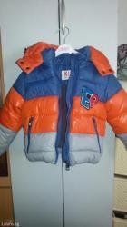Продаю теплую зимнюю куртку на в Бишкек