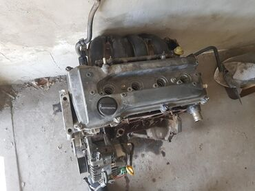 Продаю двигатель с Toyota Estima: 2.4, 2002г., 4×4. Двигатель в
