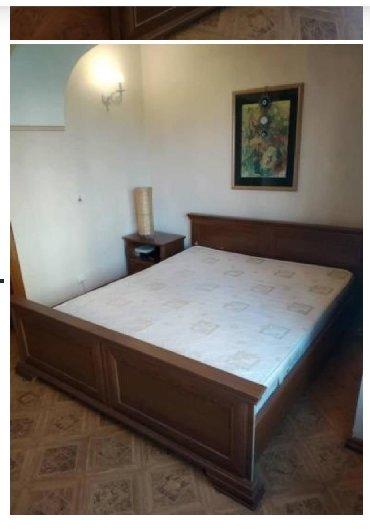Спальный гарнитур (Италия)- четырехстворчатый шкаф, высота 220 см