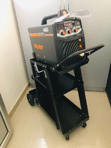 Kzubr CO2 +elektro 450AOrginal garancijaVari zicu od 0,8 do 1,2mmVari