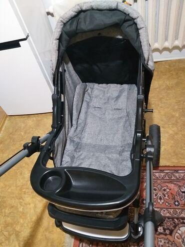 прогулочную коляску лёгкая и удобна в Кыргызстан: Очень срочно продаю коляску. В очень хорошем состоянии. Связи с