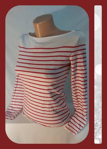 8.0. Belo crvena L majica19.9.✼Belo crvena majica na pruge, čamac