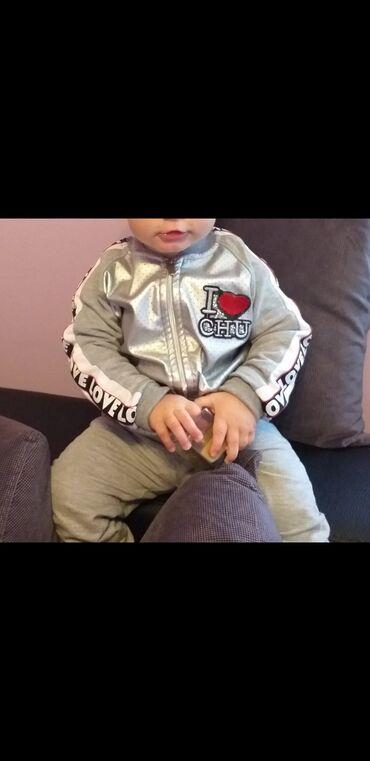 Ostala dečija odeća | Loznica: Trenerka Kinder br 3