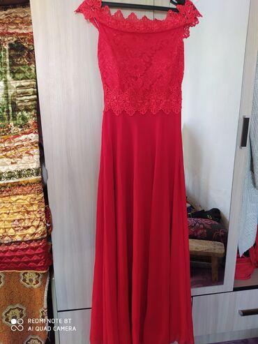 Продается платье! б/у. в отличном состоянии. размер подойдёт 42-44