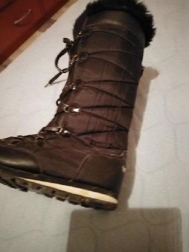 Ekstra cizme broj 40. pretople i preudobne obuvene 3puta.bez trunke - Kragujevac